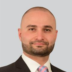Headshot for Gene Keshyan Senior Account Executive, VerdictSearch