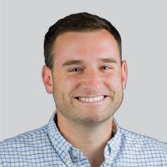 Headshot of Corey Norris Account Executive, Benefits Intelligence