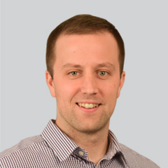 Headshot of Daniel Masopust Research Manager, ALM Intelligence
