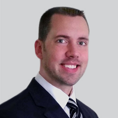 Headshot of Matt Merker, Senior Analyst, Consulting, ALM Intelligence