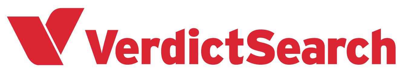 VerdictSearch red Logo