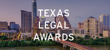 Texas Legal Awards