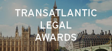 Transatlantic Legal Awards london